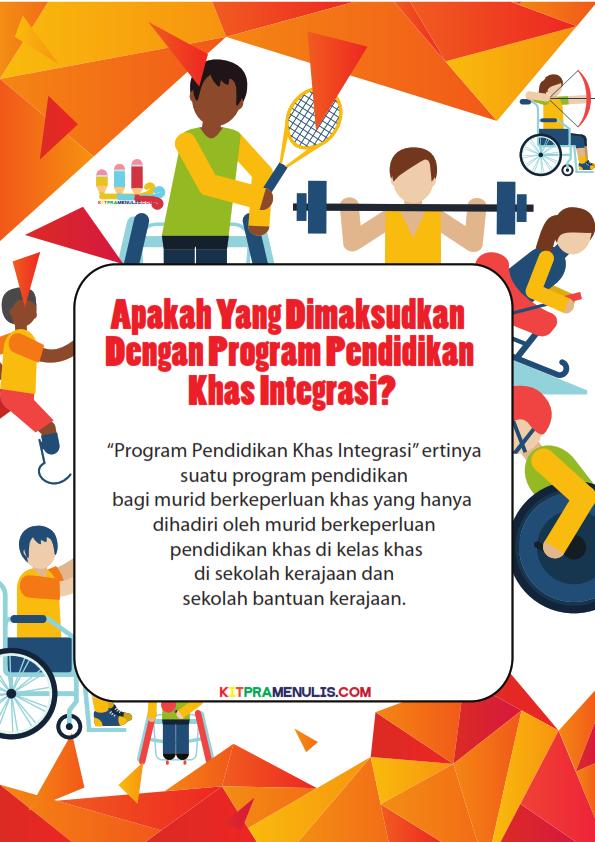 MAKLUMAT-PENDIDIKAN-KHAS_001 Program Pendidikan Khas Menurut Kementerian Pendidikan Malaysia