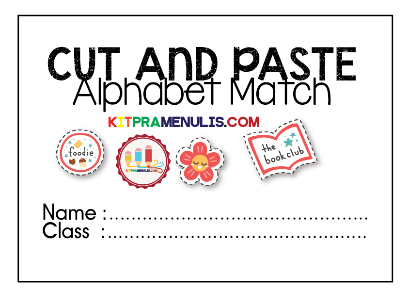 cut-paste-match-alphabet-lowercase-01 Cut Paste Lowercase Letter Match Worksheet