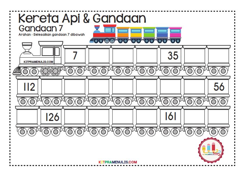 Gandaan-2-90-Tema-Keretapi_006 Lembaran Kerja Gandaan 7
