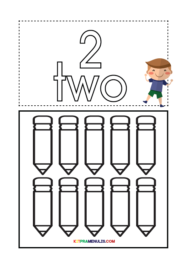 Count-And-Colour-1-to-10-01 Count And Colour Worksheet For Preschool Cute