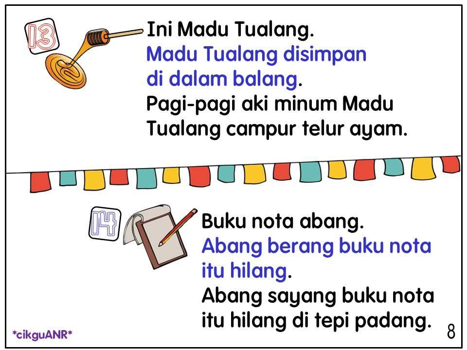 buku-membaca-ayat-mudah-cikgu-anr Buku Mari Membaca Ayat Mudah Prasekolah