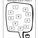 mengenal huruf vokal