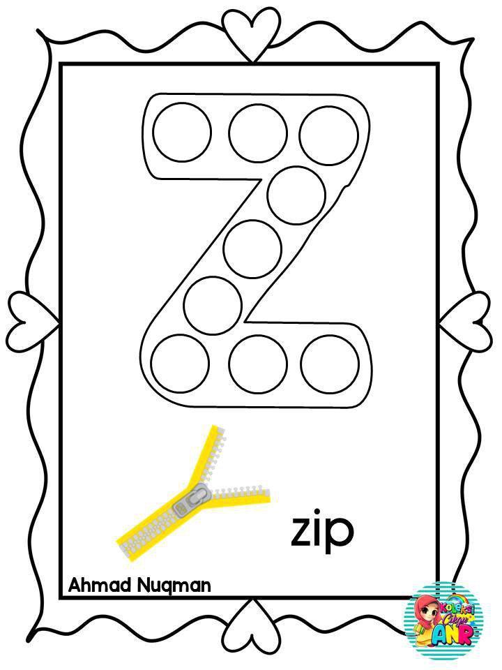 cara-mulakan-pdpc-set-induksi-11 Aktiviti Motor Halus Huruf A Hingga Z Pendidikan Khas