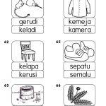 latihan bahasa melayu huruf vokal dan sukukata kvk kvkv
