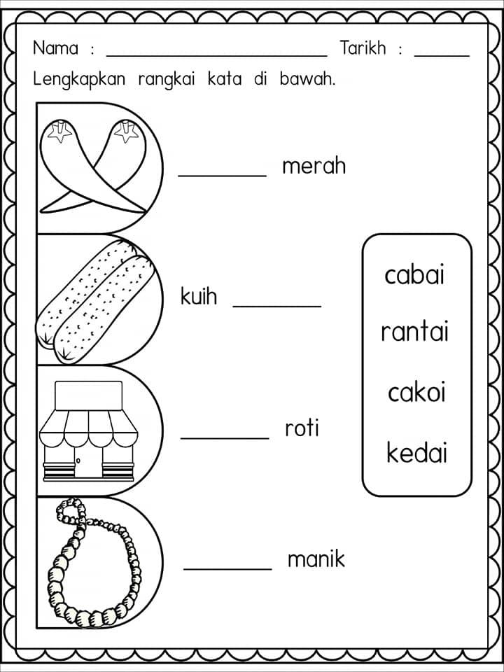 ulankaji-rangkai-kata-bahasa-melayu-prasekolah Ulangkaji Rangkai Kata Bahasa Melayu Prasekolah