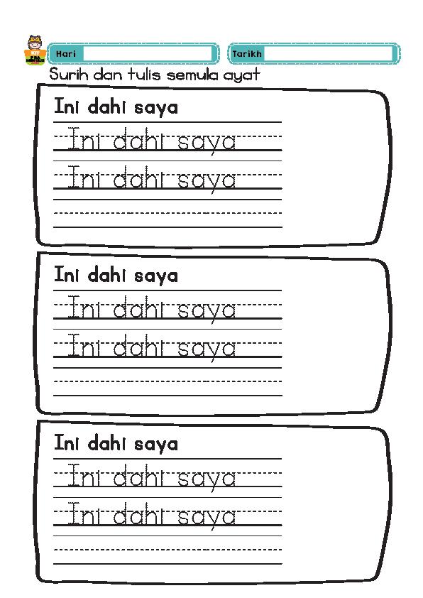 kemahiran-surih-pendidikan-khas-dan-prasekolah-01 Latihan Surih Dan Tulis Ayat Mudah Tema Anggota Badan