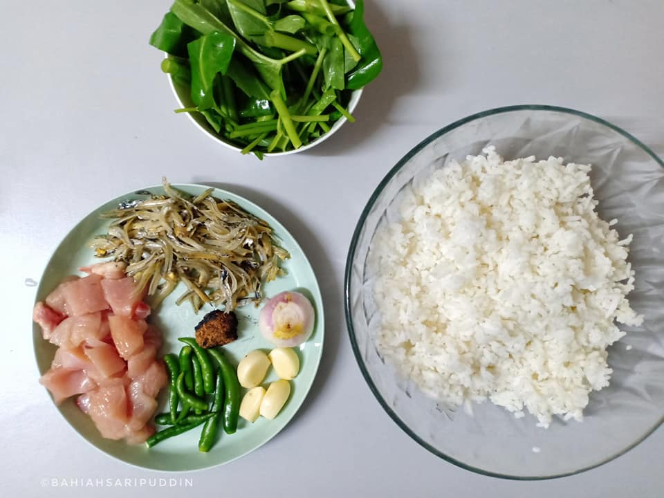 Resepi-Nasi-Goreng-Kampung-2 Resepi Nasi Goreng Kampung Paling Umphh Sedap Dimakan Dengan Sambal Belacan