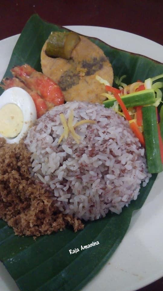 nasi dagang versi kelantan kelate 3