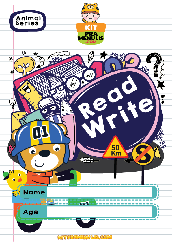 read and write word for preschool-01