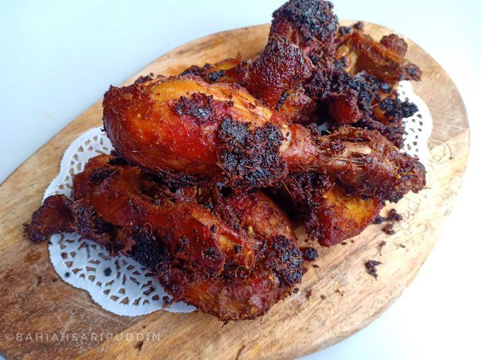 resepi ayam goreng lengkuas 11
