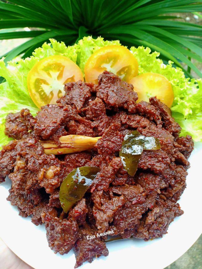 resepi daging dendeng 1