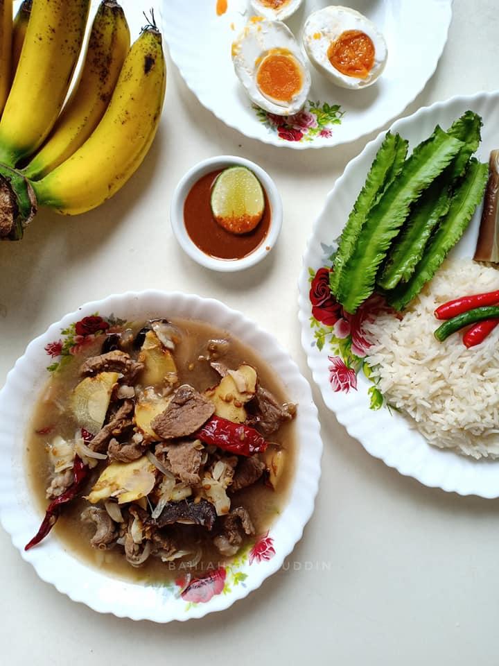 resepi-daging-singgang-2 Resepi Daging Singgang Kuah Kaww. Menu Wajib Bila Musim Raya Haji