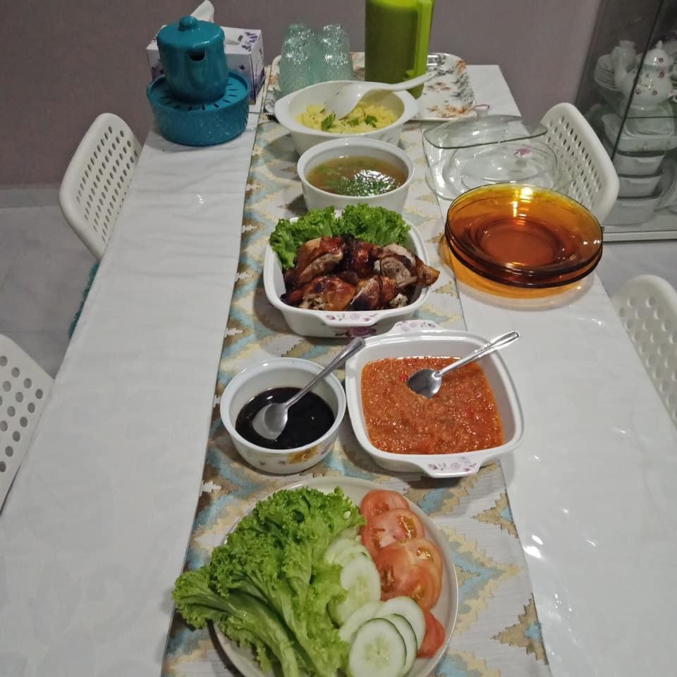 resepi-nasi-ayam-6 Resepi Nasi Ayam Kebabom. Simple Giler Rugi Kalau Tak Dicuba