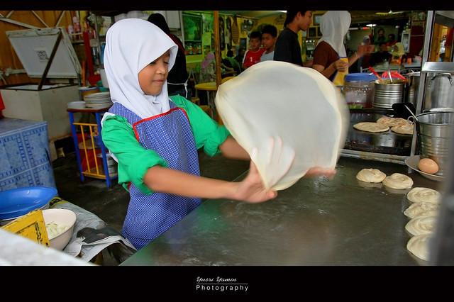 resepi-roti-canai-1 Resepi Roti Canai Lembut, Sedap dan Gebu Untuk Santapan Para Penggemar