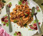 resepi spagetti aglio oglio 9