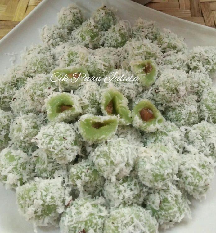 resepi buah melaka@onde-onde 1