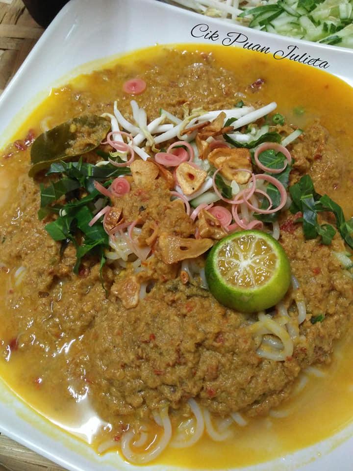 resepi-laksa-siam-5 Resepi Laksa Siam@ Laksa Lemak Ala Thai Kuah Sedap Berlemak Dan Kaww