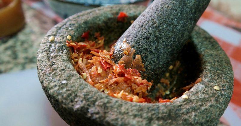 resepi-sambal-penyet-tahan-lama-2 Resepi Sambal Penyet Tahan Lama. Versi Paling Simple, Padu Dan Sedap