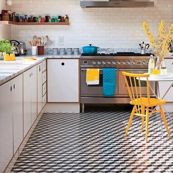 petua-cuci-lantai-dapur-1 Petua Cuci Lantai Dapur Yang Mudah. Gerenti Lantai Akan Berkilat Dan Bersih.