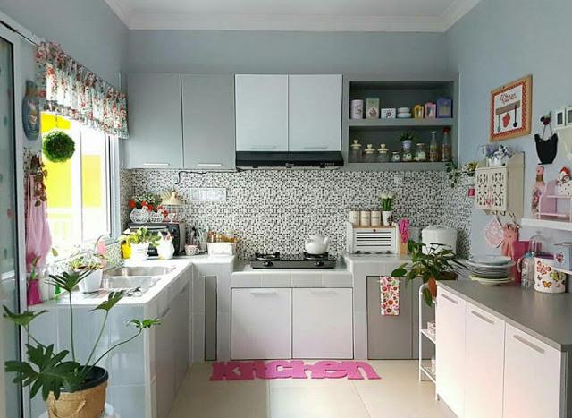 petua cuci lantai dapur 6