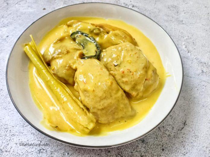 resepi ayam masak lemak cili padi mudah 1