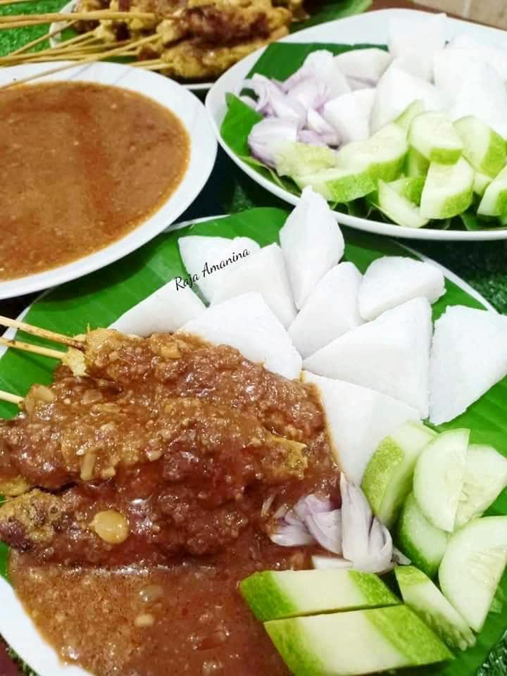 resepi-kuah-kacang-sedap-2 Resepi Kuah Kacang Sedap. Pelengkap Bila Makan Dengan Nasi Impit Dan Satay.