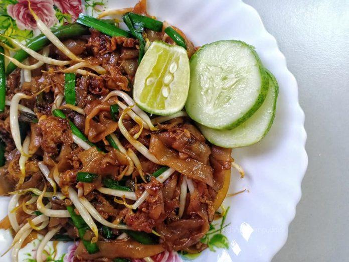 resepi kuey teow goreng 10