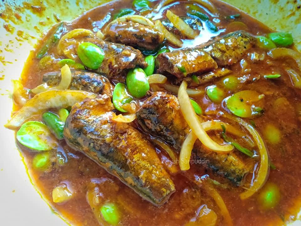 resepi-sardin-goreng-pedas-11 Resepi Sardin Goreng Petai Memang Pedas Kaw. Memang Terliur Habis.