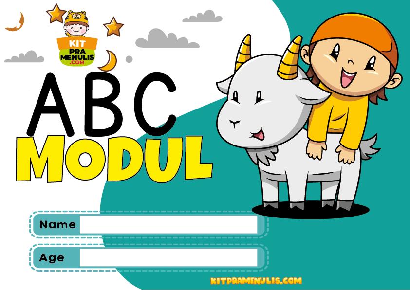 lembaran-kerja-huruf-abc-prasekolah-pdf-01 Modul ABC Prasekolah Tadika Dan PPKI Terkini